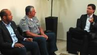 O comandante geral da Polícia Militar do Estado de Rondônia coronel PM Nilton Gonçalves Kisner, foi recebido ontem, 22, pelo presidente em exercício do Tribunal de Contas do Estado, conselheiro Paulo Curi Neto. As visitas […]