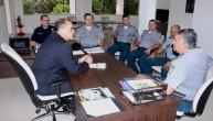 Os novos projetos a serem desenvolvidos e aplicados à saúde do servidor público do Estado de Rondônia e, especialmente policiais militares, foi um dos assuntos tratados hoje, 29 de julho de 2015, pelo vice-governador do […]