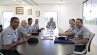 Uma comissão de sargentos recém formados na Diretoria de Ensino da Polícia Militar foi agradecer ao comandante geral da Polícia Militar, coronel PM Kisner a realização do Curso e de estarem prontos para o trabalho […]