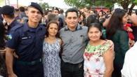 Carlos Medeiros presente na formatura de seu filho e sobrinho Rodrigo Medeiros e Luan Medeiros Brasil, ontem (19) no quartel do comando geral, em solenidade […]