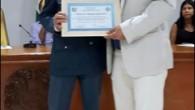A Câmara de vereadores de Jaru condecorou na última sexta-feira (01), Bombeiros Militares da cidade, na ocasião foram agraciados com o título de Cidadão Honorário […]